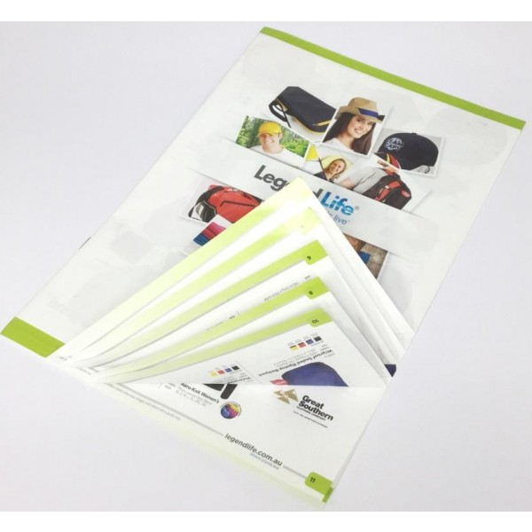A4 Brochures Printed 20 Pages